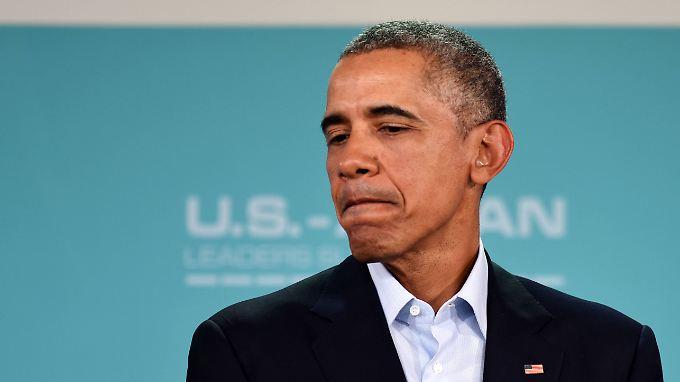Wie der Syrien-Konflikt beendet werden soll, kann US-Präsident Obama nicht sagen. Die russische Intervention hält er allerdings für einen Fehler.