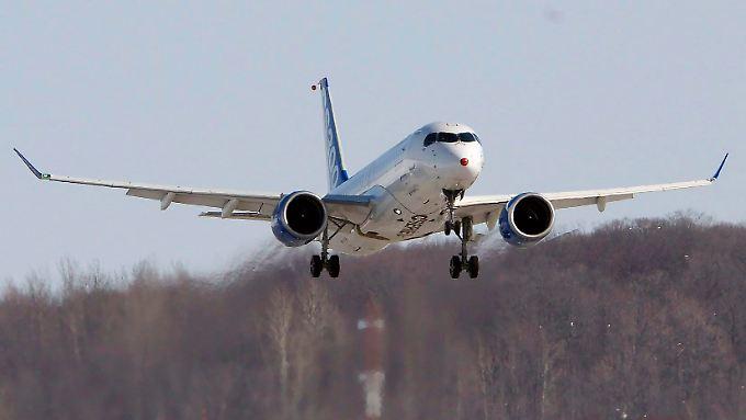 Für die CS300 vermelden die Kanadier eine Großbestellung.