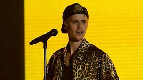 Promi-News des Tages: Justin Bieber rechtfertigt sich