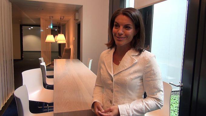 """n-tv Moderatorin Isabelle Körner: """"Bereichernd, ganz nah am Zeitgeschehen zu sein"""""""