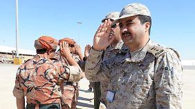 Boden-Luft-Raketen für Rebellen: Saudi-Arabien gießt in Syrien weiter Öl ins Feuer