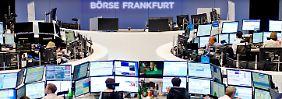 Geplante deutsch-britische Fusion: Kengeter wird Super-Börse lenken