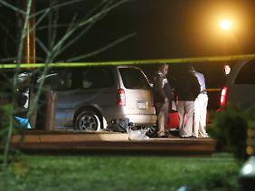 Amokfahrt durch Kalamazoo, Michigan: Der mutmaßliche Täter ist gefasst.