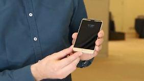 Ein Samsung-Galaxy-S7-Killer?: Diese Highlights bietet das neue LG G5
