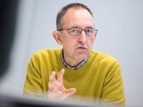Wahlforscher Matthias Jung warnt davor, die AfD zu stigmatisieren.