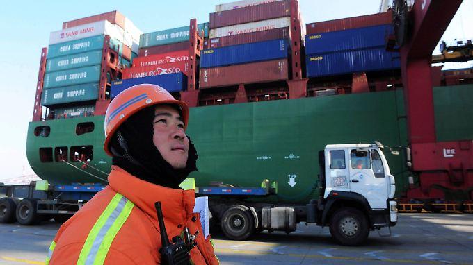 """""""Je länger China wartet, desto größer wird das Problem."""""""
