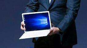 Spektakuläres 2-in-1-Gerät: Huawei will mit MateBook PC-Markt erobern