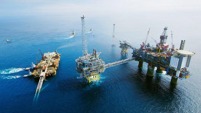 Norwegen verdient nicht mehr an seinem Öl. Das bringt einiges ins Wanken.