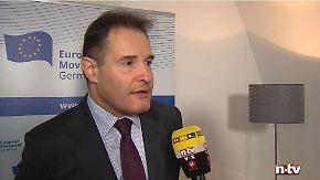 Interview mit dem Frontex-Direktor: Leggeri fordert mehr Grenzschützer