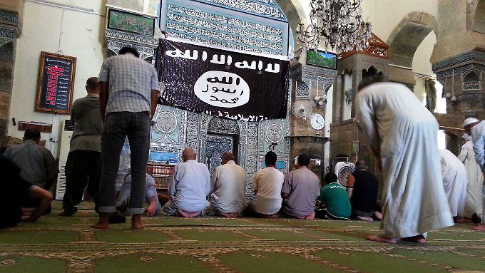 Mossul gilt als eine Hochburg des Islamischen Staats: Dorthin soll ein 19-Jähriger seine schwedische Freundin entführt haben.