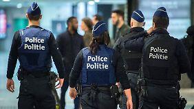 In Belgien sollen mehr Polizisten die Grenze nach Frankreich bewachen.