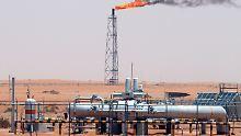 Khurais-Ölfeld in Saudi-Arabien.
