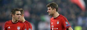 """Unglaubliches CL-Spiel in Turin: """"Alte Dame"""" sorgt für betretene Bayern-Mienen"""