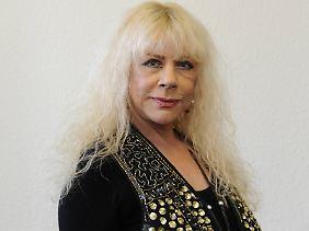 Von der Schauspielerei ging es ins Rotlicht: Margit Geissler 2015.