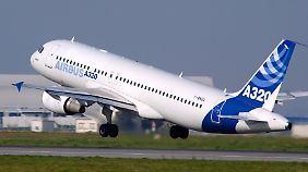 Produktion hingt hinterher: Airbus verzeichnet prall gefüllte Auftragsbücher