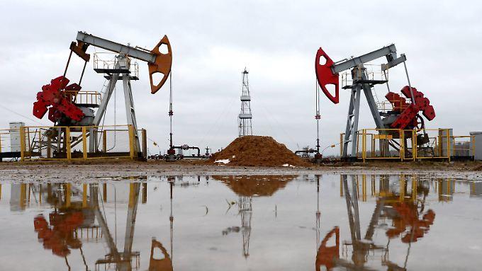 Nah an die 30-Dollar-Marke rutscht der Preis für US-Leichtöl der Marke WTI.
