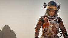 Wüste, Mars, Schnee, Gefängnis: Wer bekommt den Oscar?