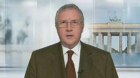 """Forsa-Chef Güllner im Interview: """"Angela Merkel bei Grünen-Wählern beliebter als bei CSU-Anhängern"""""""