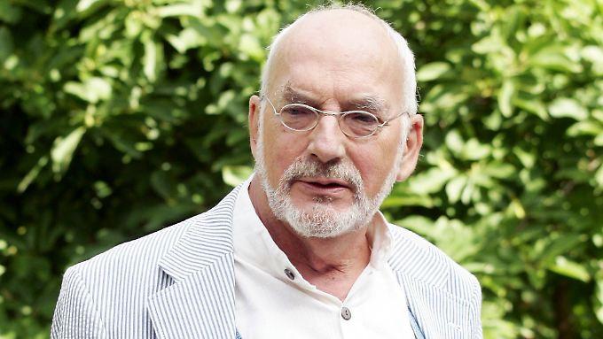 Sein Tod macht viele betroffen: Peter Lustig.