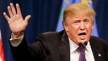 Verhasst, verdammt, erfolgreich: Ist Trump noch aufzuhalten?
