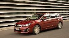 DEn Subaru Impreza gibt es jetzt für knapp 2400 Euro weniger