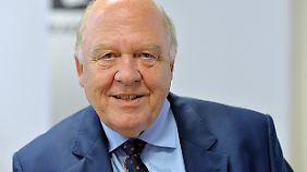 Klaus J. Stöhlker, PR-Berater von Joseph Blatter.