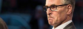 Helmut Sandrock ist nicht mehr Generalsekretär des Deutschen Fußball-Bundes.