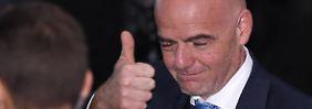 Reformen - und jetzt?: Fifa in Not sendet ein Zeichen