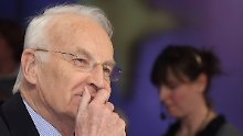 Debatte um eigenständigen Wahlkampf: Auch Stoiber droht der CDU mit Bruch