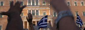 Wieder Schwierigkeiten: Griechenland drohen Zahlungsprobleme