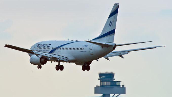 Der israelischen Fluglinie El Al droht eine Sexismus-Klage.