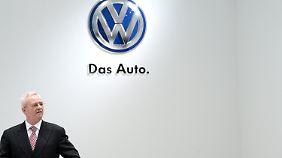 Neue Vorwürfe gegen Winterkorn: US-Kanzlei plant deutsche Sammelklage im VW-Abgasskandal
