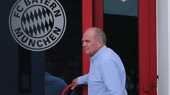 Er hat den Verein zwar über Jahre hinweg stark geprägt, aber mittlerweile kann der Verein auch ohne Uli Hoeneß