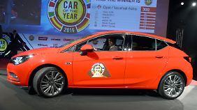 """Erfolg für Opel beim Autosalon Genf: Mercedes zeigt """"Dreamcars"""", VW arbeitet am Image"""
