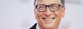 """""""Forbes""""-Liste der Superreichen: Ein Spanier nähert sich Bill Gates"""