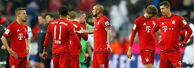 Schalker feiern, Werder top: Mainz düpiert den FC Bayern, BVB locker
