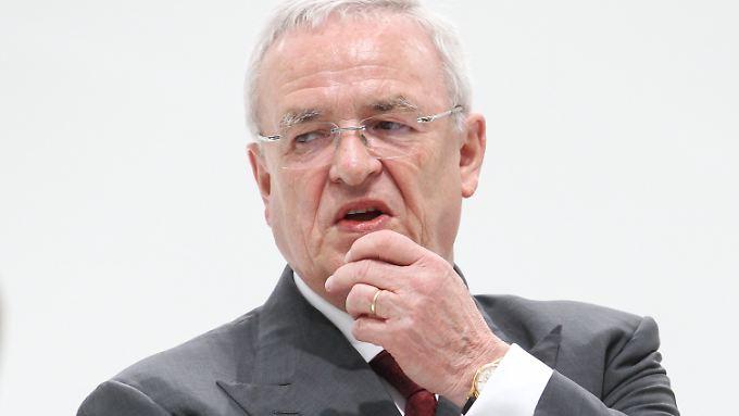 Muss Martin Winterkorn bangen, weil die US-Sammelklagen auch auf die VW-Manager abzielen?