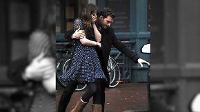"""Promi-News des Tages: Erste Fotos geben Vorgeschmack auf """"Fifty Shades of Grey 2"""""""