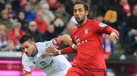 Angeblich auf der Streichliste des FC Bayern: Medhi Benatia.