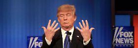 Zoten-Wahlkampf in den USA: Trump spricht über sein bestes Stück