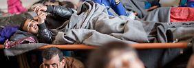 Zustrom verändert sich: Athen: Kaum noch Kriegsflüchtlinge