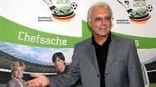 Dubiose Zahlungen um Beckenbauer: WM 2006: Kein Stimmenkauf, dafür Zweifel