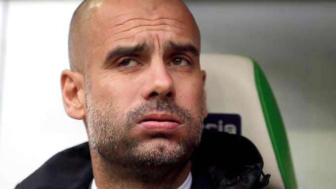 Kampf um Bundesliga-Meisterschale: FC Bayern muss sich vorsehen