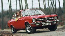 Glückwunsch zum 40.: Der legendäre Opel Ascona