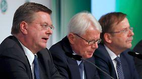 Viele Fragen zur WM 2006 offen: DFB-Aufklärer finden keine Beweise für Stimmenkauf