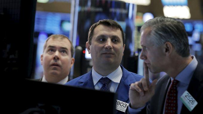 """""""Einer Rezession kann die US-Wirtschaft womöglich ausweichen, weitere Zinserhöhungen sind aber vom Tisch."""""""