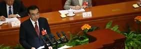 Li Keqiang hat viel Unangenehmes zu berichten.