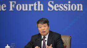 Xu Shaoshi erwartet keine große Entlassungswelle.