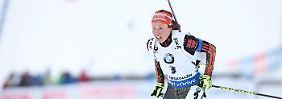 Coup bei Biathlon-WM: Dahlmeier holt Titel in der Verfolgung
