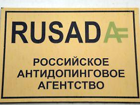 Die neue Chefin von Russlands Anti-Doping-Agentur soll früher Kontrollen manipuliert haben.